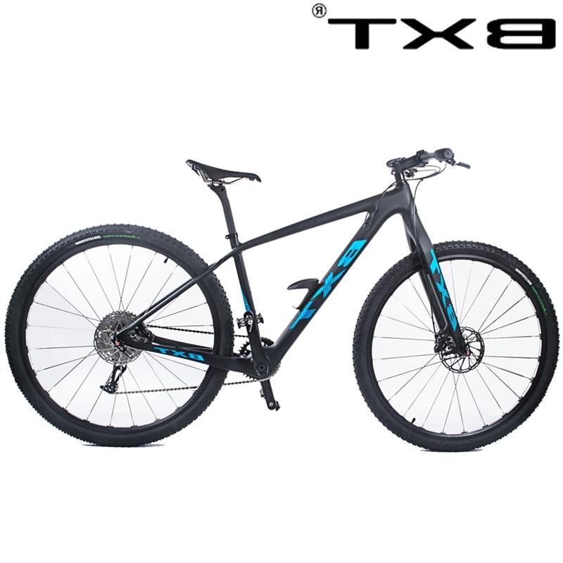 2018 BXT carbon20 4 disc 142*12mm MTB Bicycle Accessorie