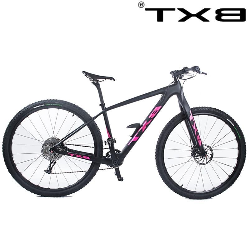 2018 11Speed Mountain <font><b>Bike</b></font> carbon20 disc Bicycle