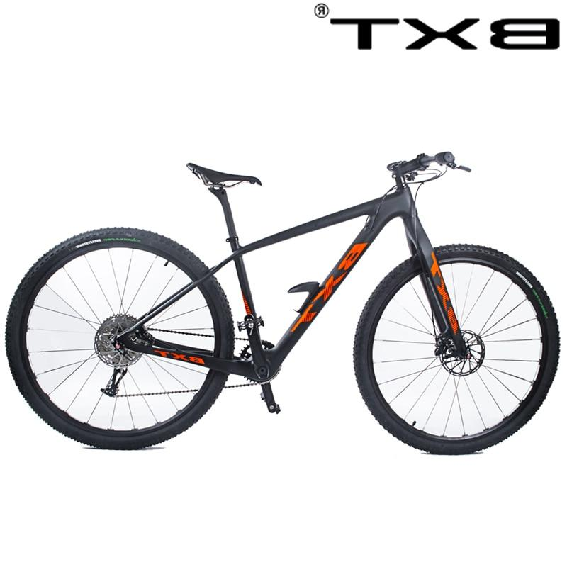 2018 BXT shipping 11Speed carbon20 4 Bearing disc 142*12mm Bicycle Accessorie