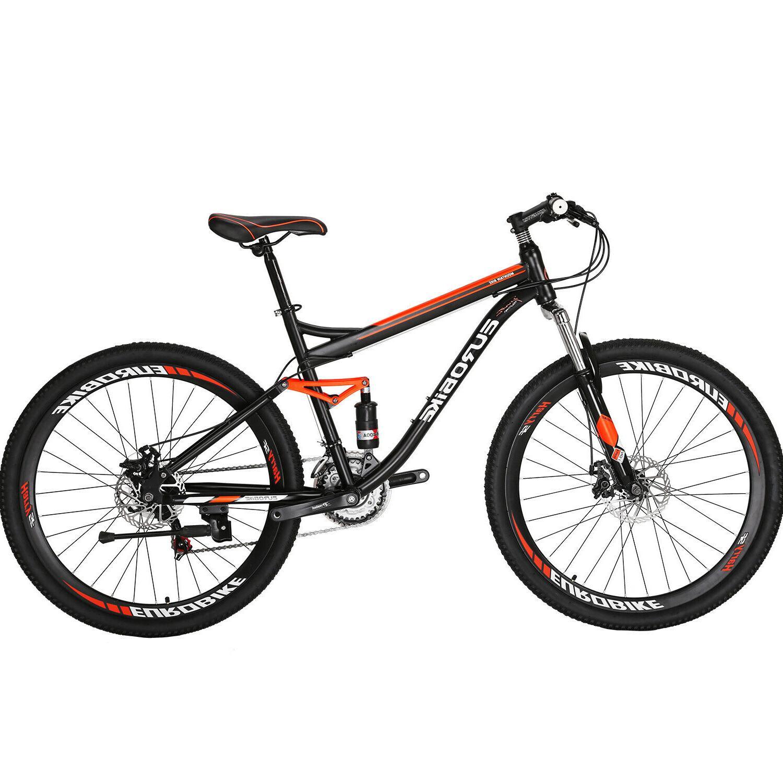 "27.5"" Bike 21 Speed Mens Bikes"