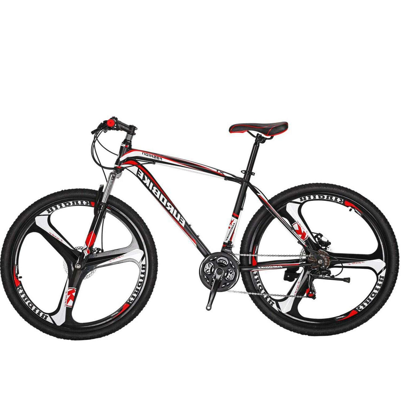 27.5 Inch Mountain Bike 21 Speed Bicycle