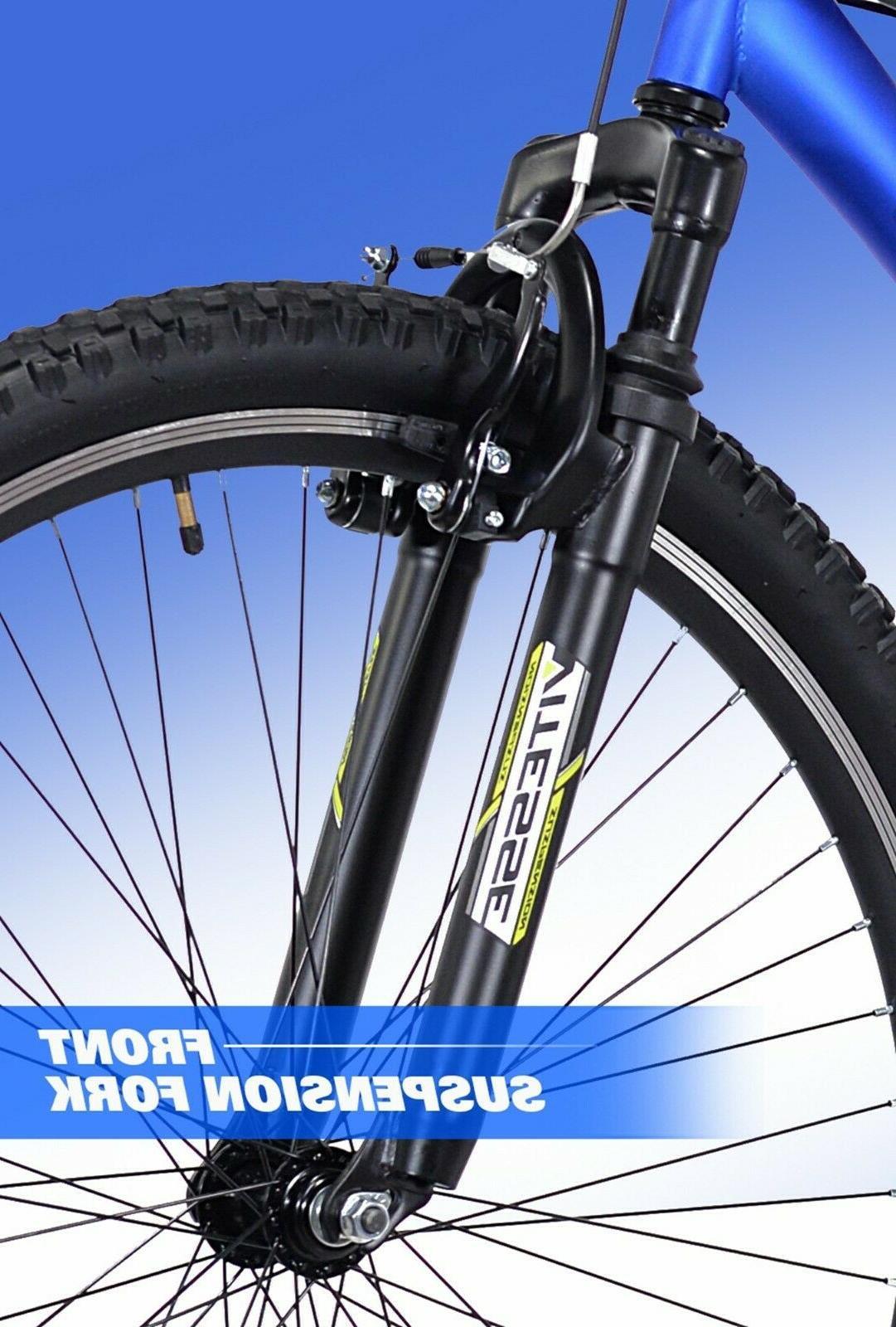 Kent Flexor Men's Dual Suspension Bike -