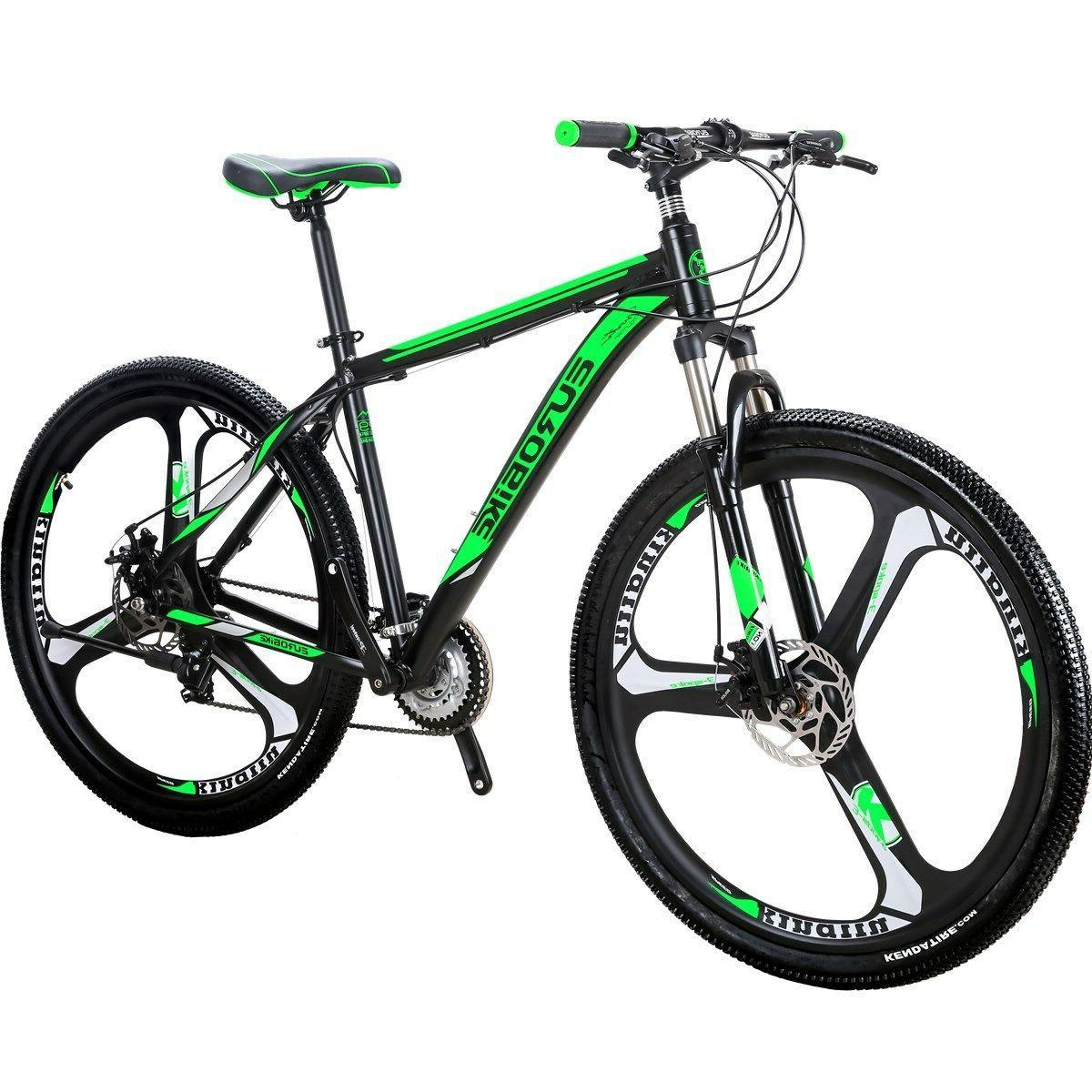 Aluminium Mountain Mag wheels 21 Speed MTB
