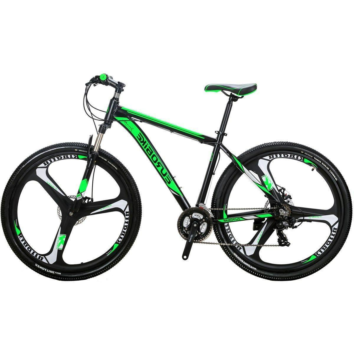 aluminium mountain bike 29 shimano 21 speed