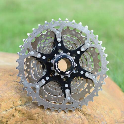Sunrace 9 Speed Cycling Cassette Bike Freewheel SRAM