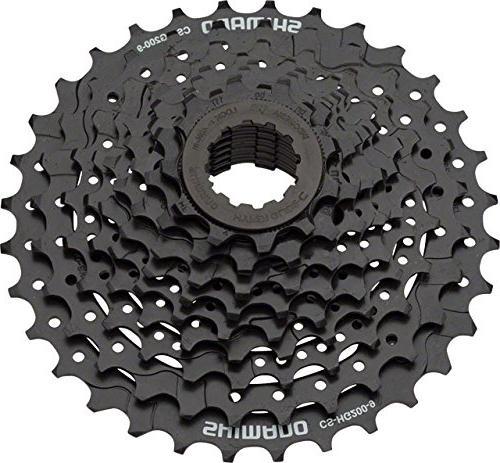 alivio mountain bike cassette