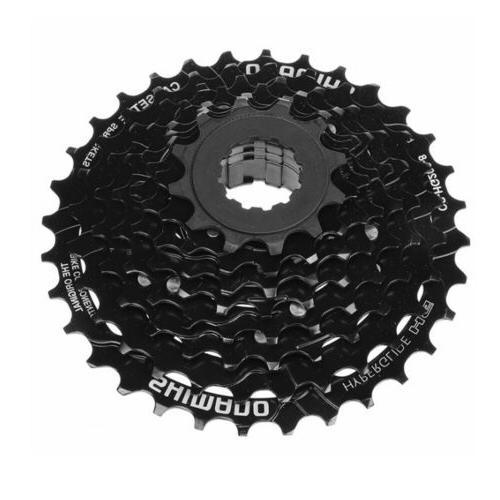 Altus Bike Cassette Black