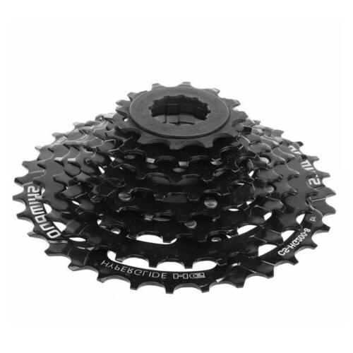 Altus CS-HG200-8 Speed Mountain Bike Cassette Black