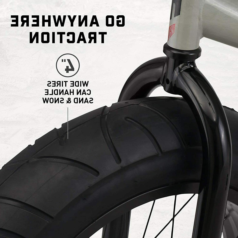 Mongoose Toddler/Kids Tire Wheels, 3-4.25-In