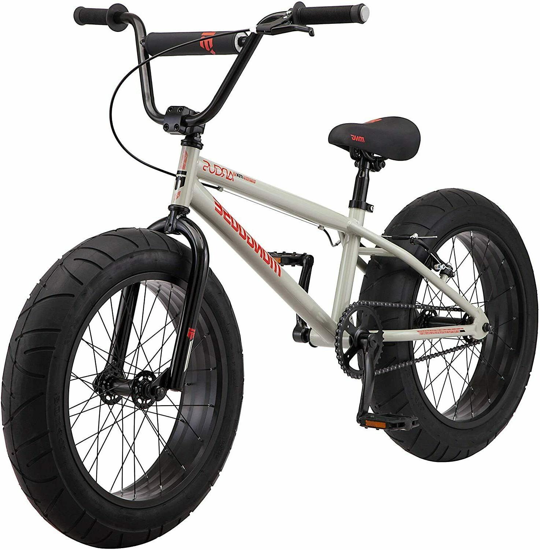 argus toddler kids fat tire mountain bike