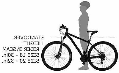 COBRA 29er Bike 29-Inch Wheels
