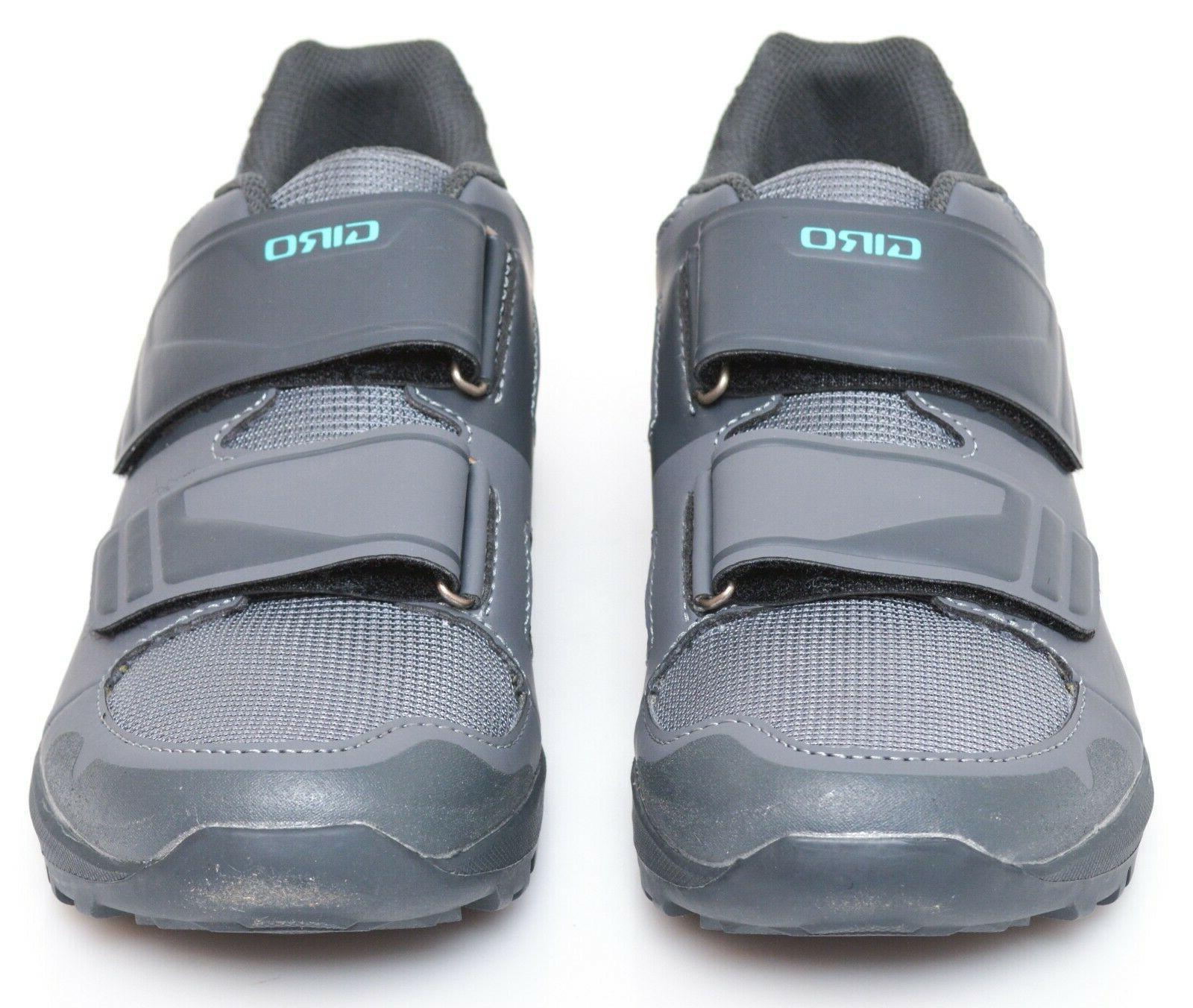 Giro Women Bike Shoes EU 39 US Grey 2 Bolt Trail MTB