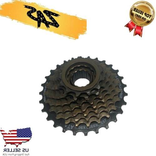 bicycle freewheel cassette 8 speed 12 28t