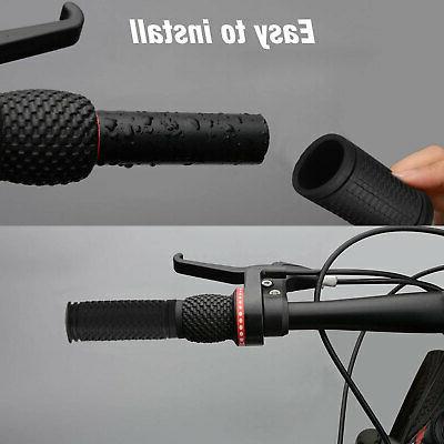 Bicycle Shift Levers Bike Handlebar Twist Handle Gear Shifter