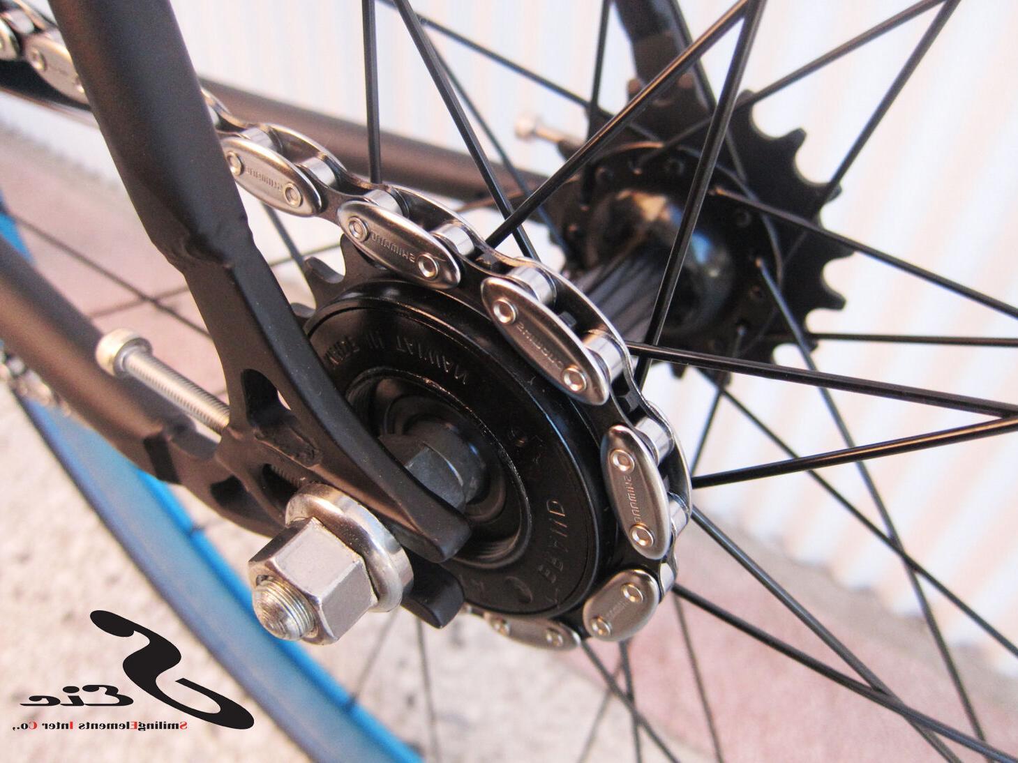 Shimano CN-NX01 Bike + Master Fixed 98L