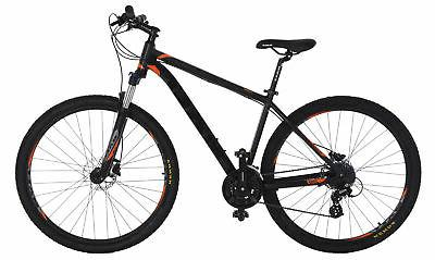 24 Speed MTB with 29-Inch Wheels
