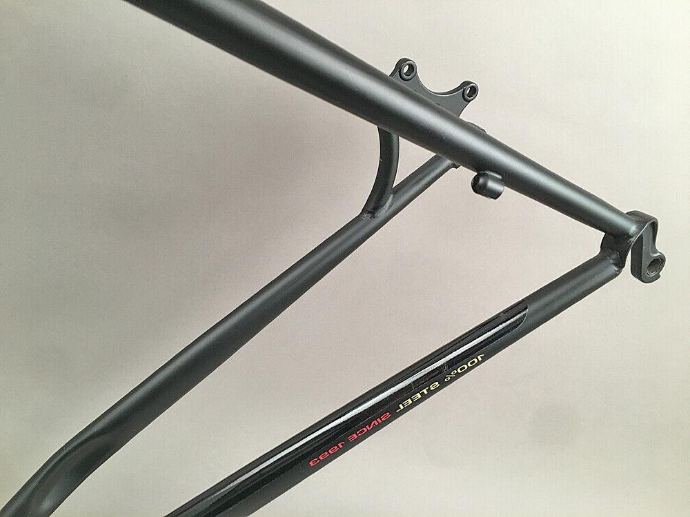 Jamis Dragon 650b 27.5 Mountain Steel
