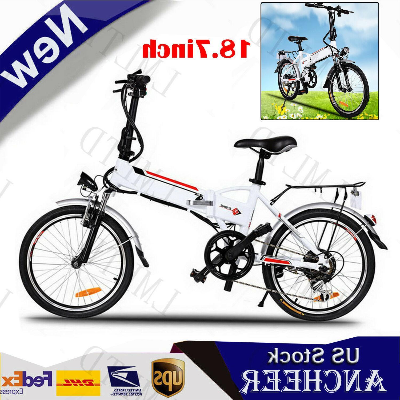 "Electric Bike for Adults, 26"" Electric Mountain Bike, Electric"