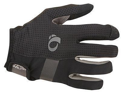 Pearl Izumi Elite Gel Full Finger Bike Cycling Gloves Black