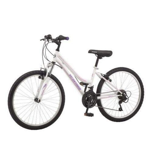 granite peak girls mountain bike 24 inch