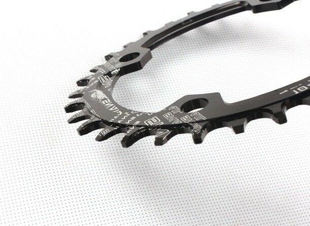 ixf MTB crank arm 170mm Narrow Single Chainring 32T