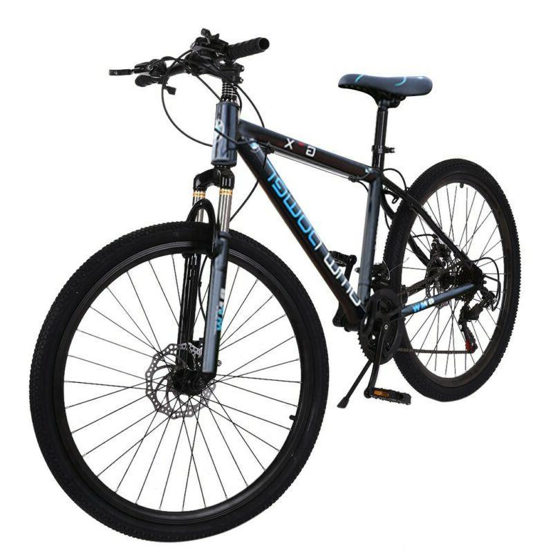 26in Speed Suspension Brakes Adult Bike
