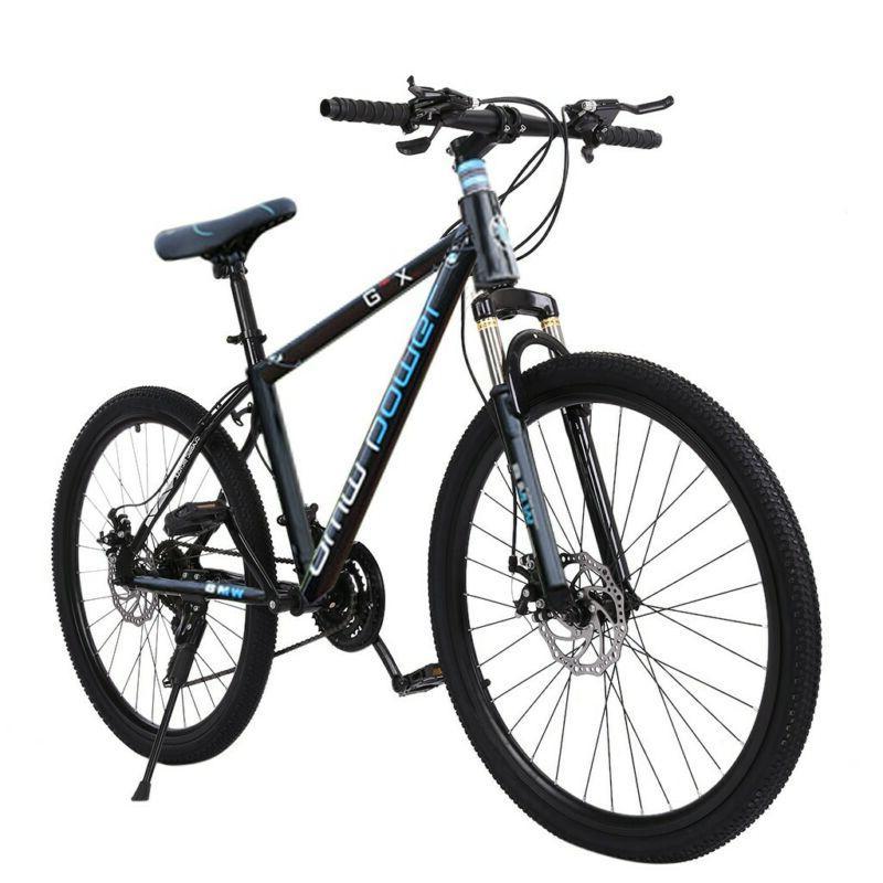 26in Mountain Bike 21 Speed MTB Bicycle Bike
