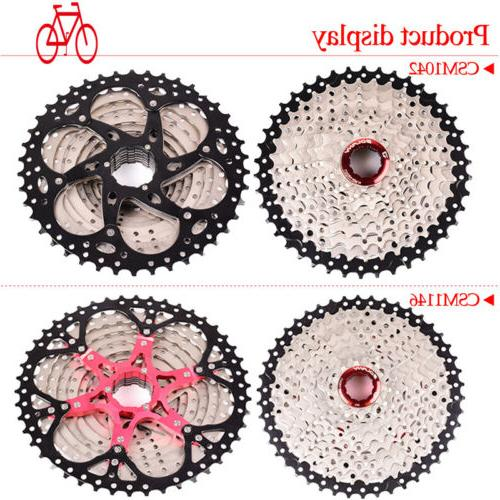 BOLANY 8 9 10 11Speed Cassette 40/42/46/50T Sprocket Chains