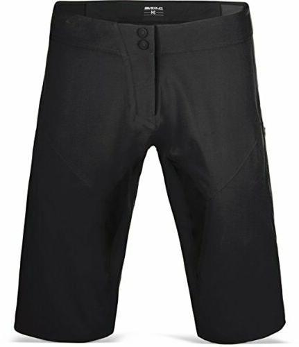 Dakine Mens MTB Mountain Bike Cycling Shorts Black, Size 36