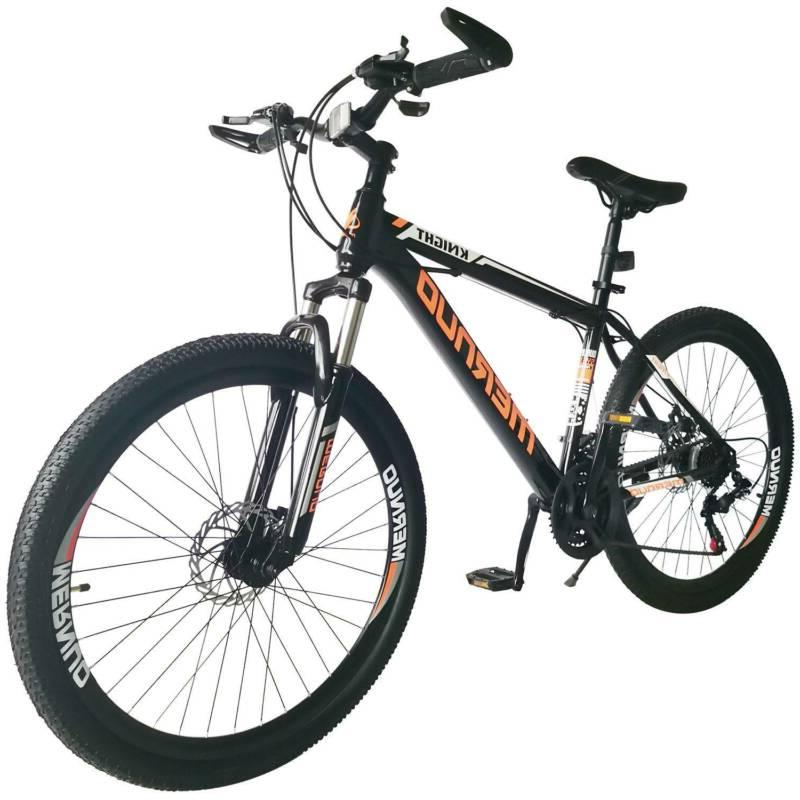"New 26"" Front Suspension Mountain Bike 21-Speed Men's Bikes"