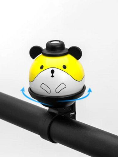 Mountain bike adult car cartoon folding bells panda bells