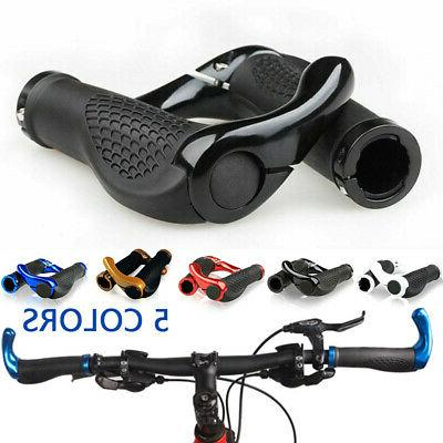 Mountain Bike Bicycles Handlebars Riding Component Grip Cycl