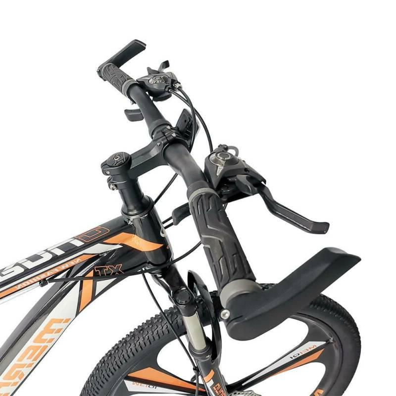 Mountain Bicycle 21-Speed MAG Wheels Orange