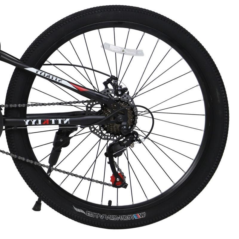"Mountain Shimano Speed Bikes 26"""