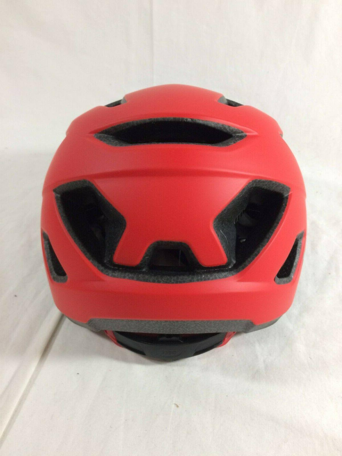 Bell Mountain Bike Helmet, Matte Red/Black, Universal