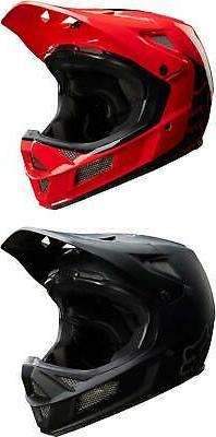Fox Racing Rampage Comp Helmet - Mountain Bike BMX MTB Downh
