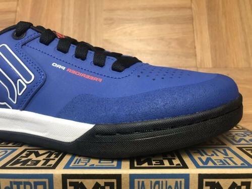 RARE🔥 Five Ten PRO Blue Bike MTB Shoes