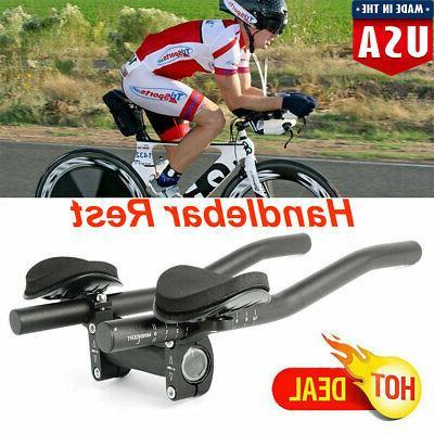 Road Bike Triathlon Aero Bar Clip Bars
