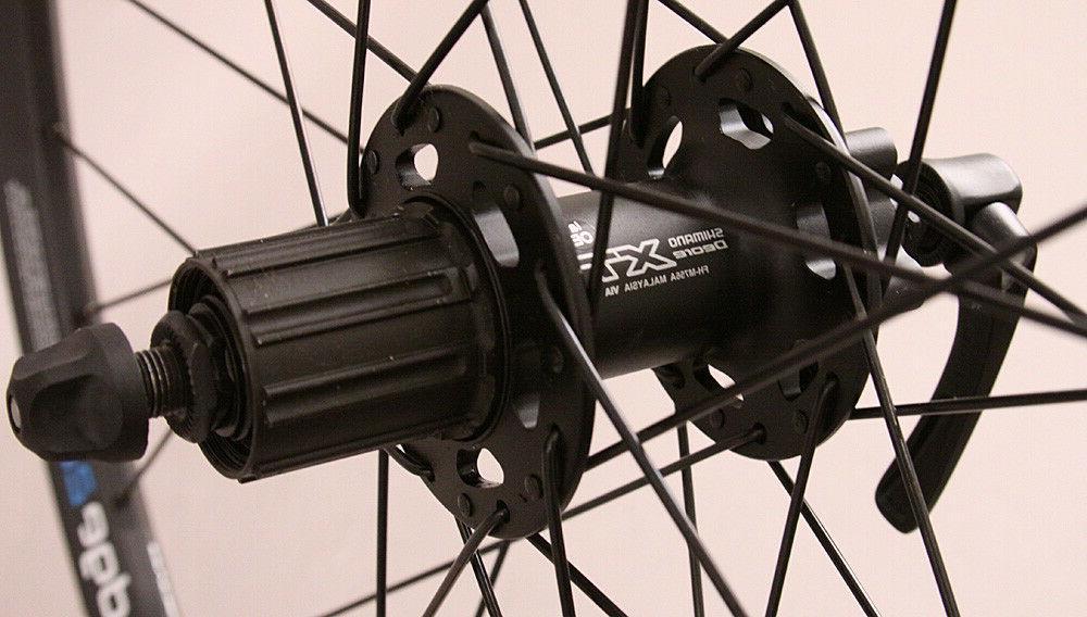 Ryde Edge22 650b Wheelset 15mm-QR