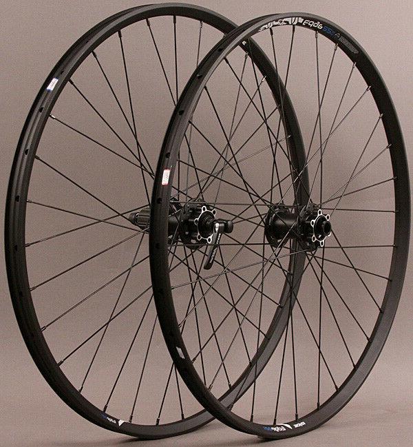 Ryde Edge22 27.5 650b Mountain Bike Wheelset Shimano 6B Hubs 15mm-QR