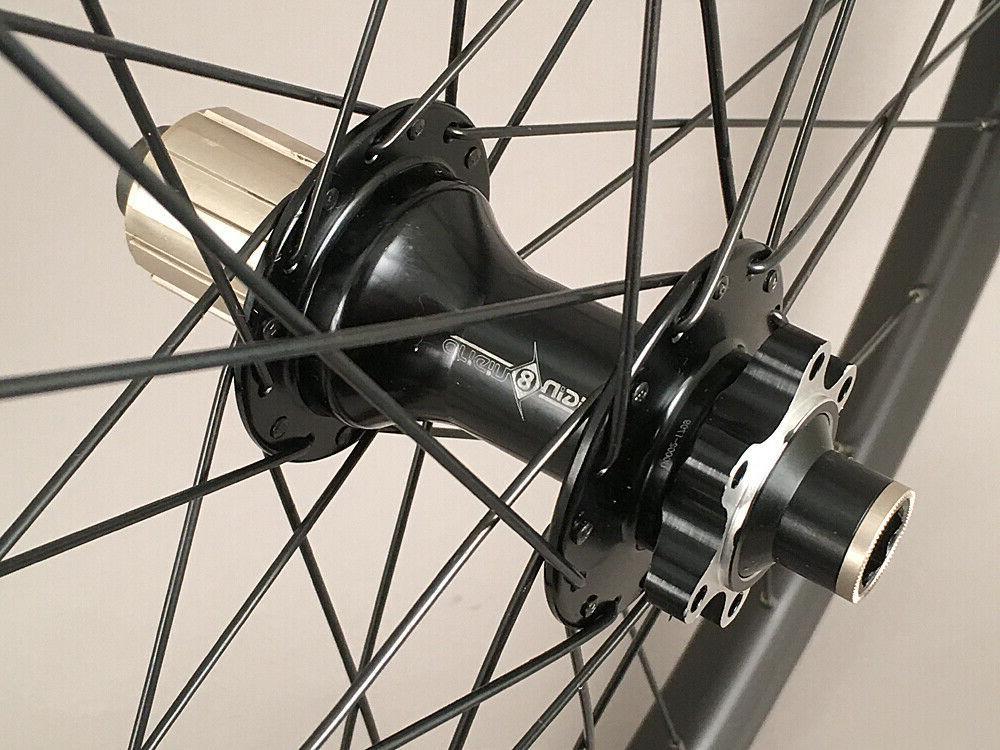 Ryde 650b Bike 6 Spacing