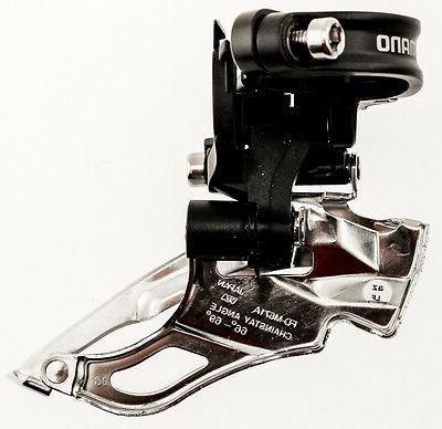SHIMANO Front Derailleur Dual Pull Speed NEW