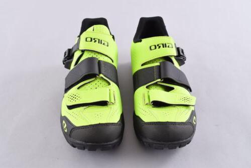 Giro Shoes EU45 Lime/Black Bolt