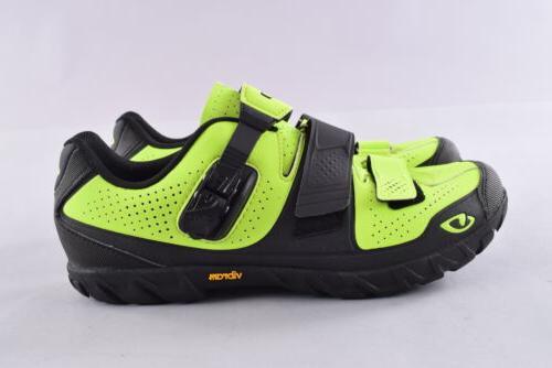 Giro Terraduro Shoes Lime/Black