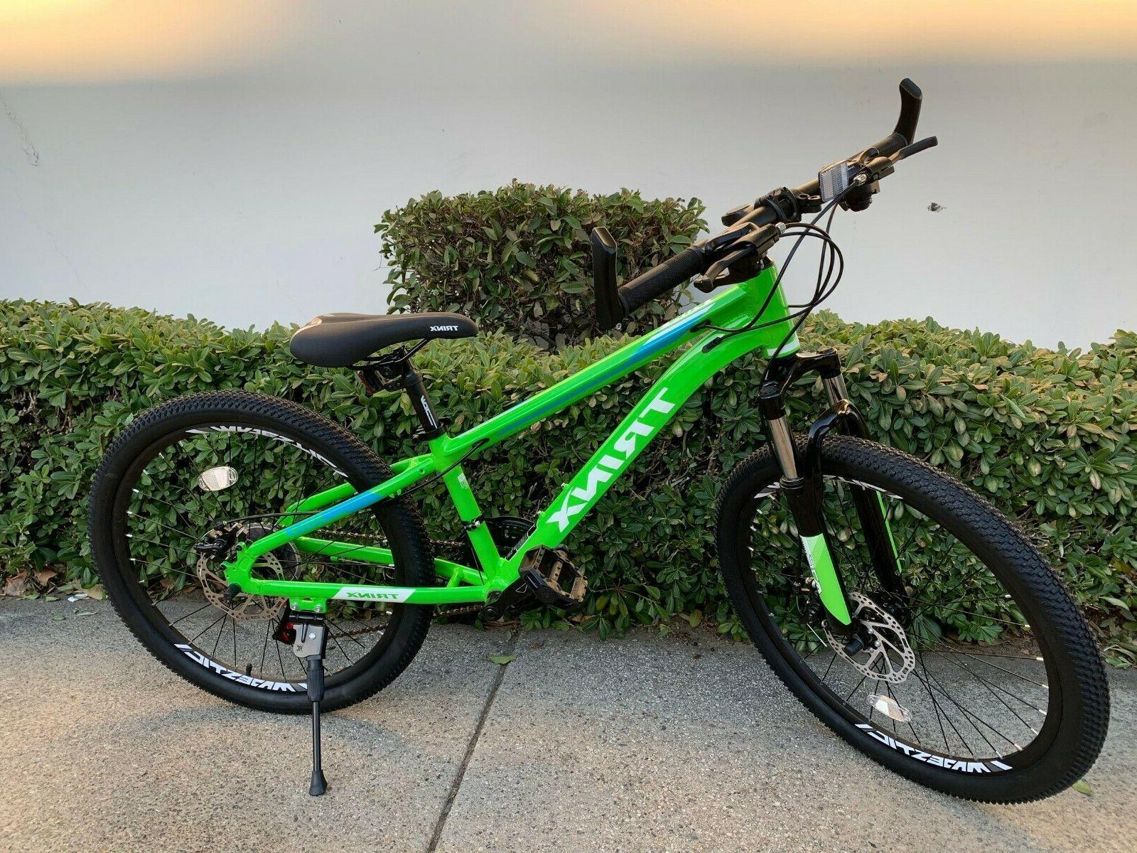 trinx mtb mountain bike 24 inch 21