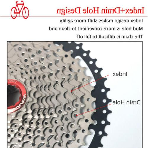 BOLANY KMC 8 10 Cassette 40/42/46/50T