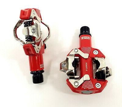 Look Pedals System, Shimano SPD Compatible,
