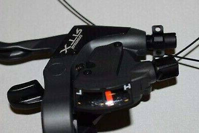 Shimano 3x8 speed lever Set Nib
