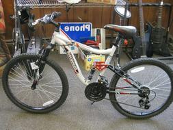 "Mongoose Ledge 2.1 Womens Mountain Bike 20"" Tires"