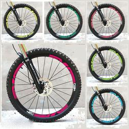 M60 Wheel Rim Stickers for MTB Mountain Bike Bicycle Replace